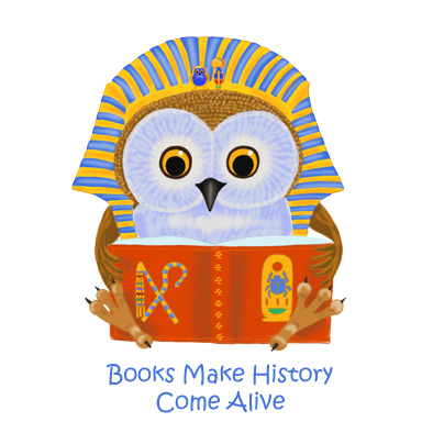 Book Owlie / Books make history come alive