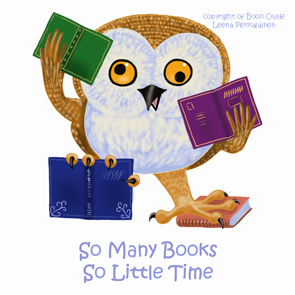 Book Owlie / So many books, so little time