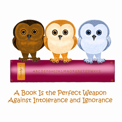 Book Owlie / Books against ignorance