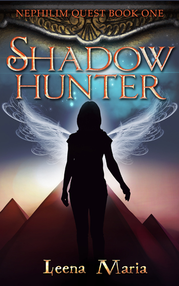 Nephilim Quest 1 Shadowhunter - a time travel adventure to ancient Egypt