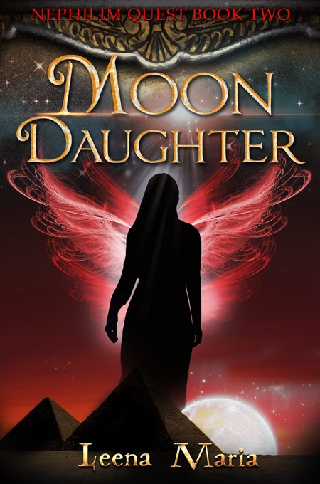 Nephilim Quest 2 Moon Daughter - a time travel adventure to ancient Egypt